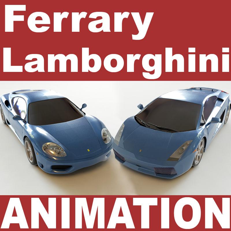 converting cars animation max