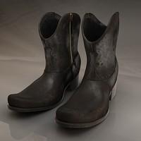 3d dirt boots