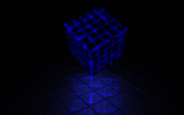 free stuff! monitor energy 3d model
