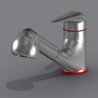 Faucet 02 model