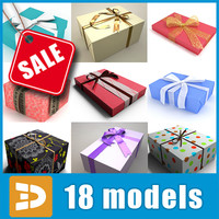 Gift wrap collection by 3DRivers
