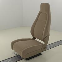Car seat Truck seat 1