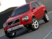 3d suv luxury model