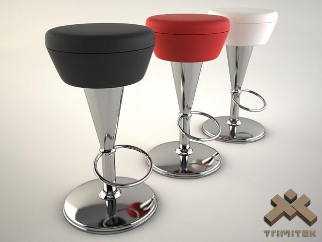 max modern bar stool