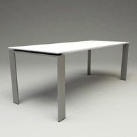ferruccio table 3d c4d