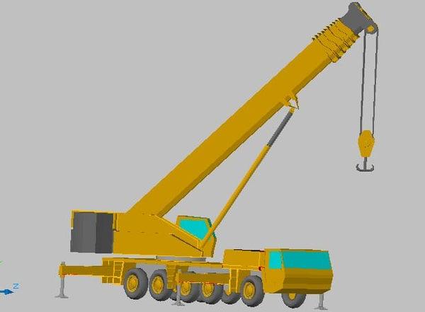 crane grove dwg