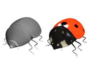 ladybird 3d 3ds