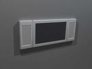 3ds lcd tv monitor