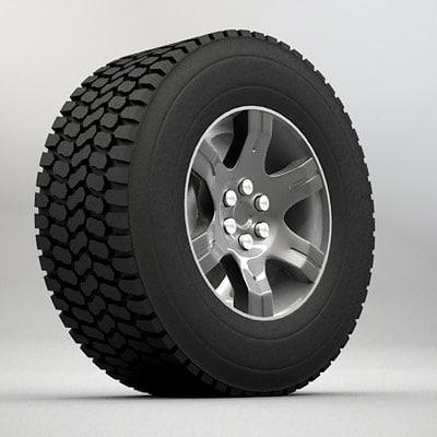 max suv wheel