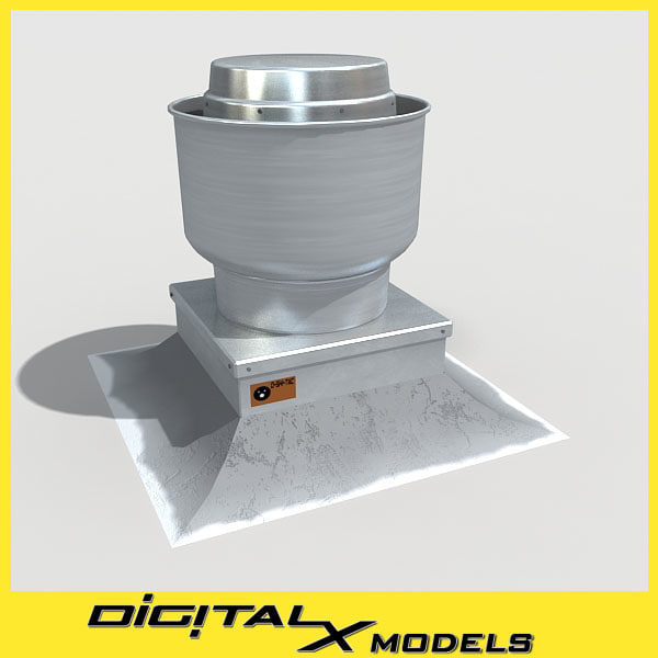 3d model diffuser 4