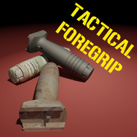 max tactical foregrip