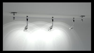 3d model lighting fixture