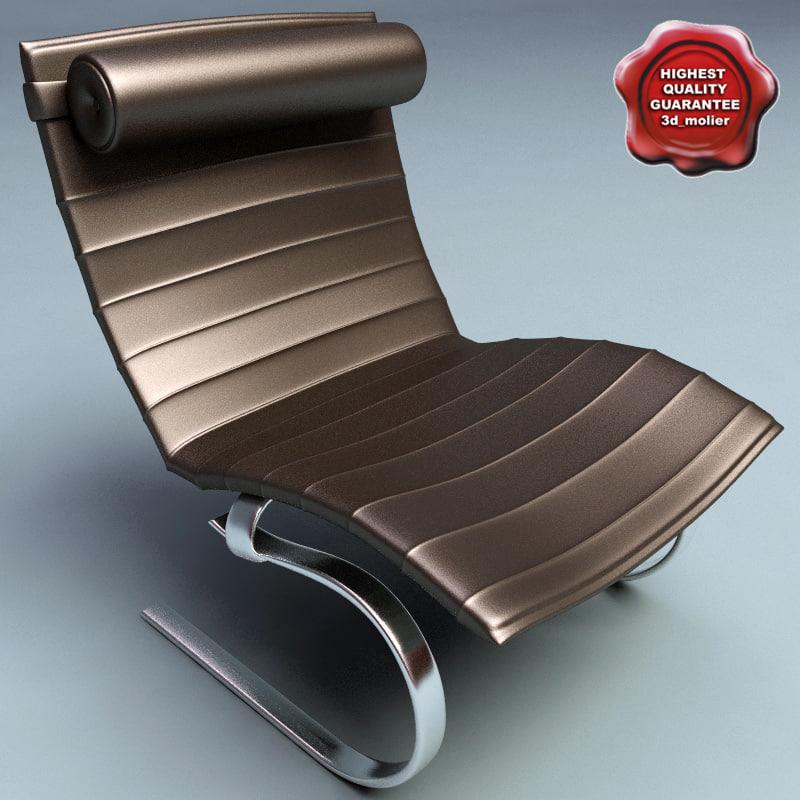 3d armchair v2