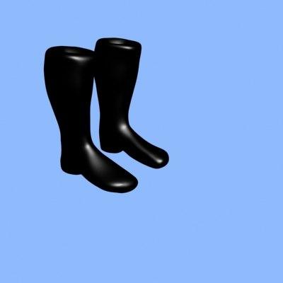 black boots max
