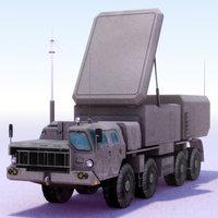 30n6e radar 3d max