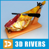 Jamon Serrano by 3DRivers