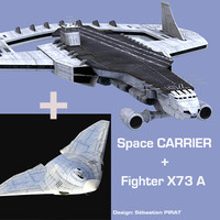 package space cruiser carrier 3ds