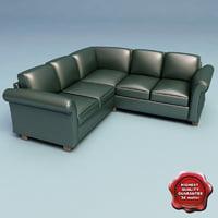 sofa v6 3d model