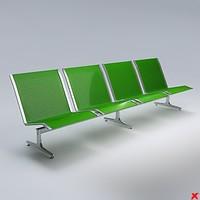 Airport chair020.ZIP