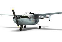 Cessna O2-A Skymaster