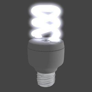 lwo fluorescent bulb