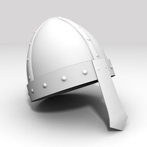 blender viking helmet
