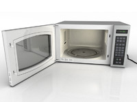 maya counter microwave