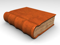 old leather book lwo