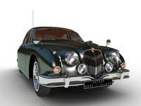Jaguar Mark II Saloon MK2 1957