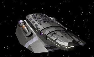 3d shuttle distance model