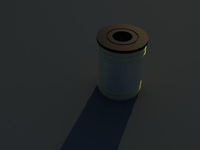 trash 3d 3ds