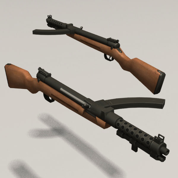 Type 100 smg