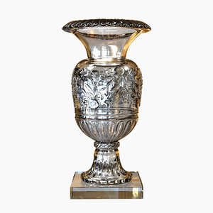 lalique versailles vase 3d 3ds