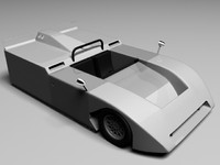 chaparral 2j 3d 3ds