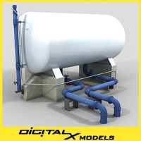 3d industrial equipment 3