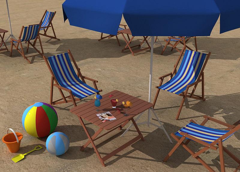 max beach set
