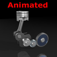 Animated Crank_Piston_Gears