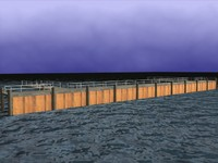 maya boat dock