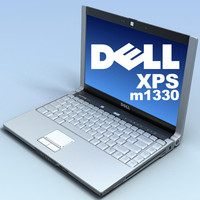 notebook dell xps m1330 max