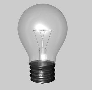 light bulb c4d free