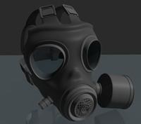 ma gas mask