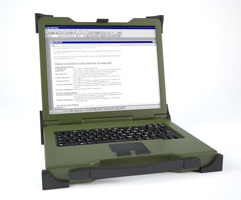 max terralogic military laptop