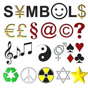 3d max symbol sign icon