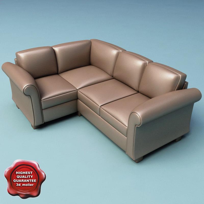 3d 3ds sofa v11