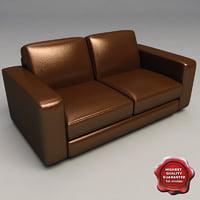 sofa v8 3d c4d