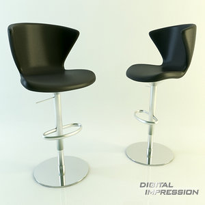 place chair 3ds
