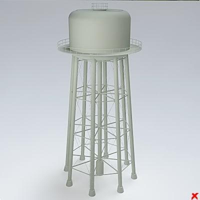 maya water tower