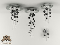 Bubbles Lamps Set
