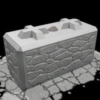 maya barrier block