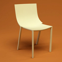 bo chair philippe 3d 3ds